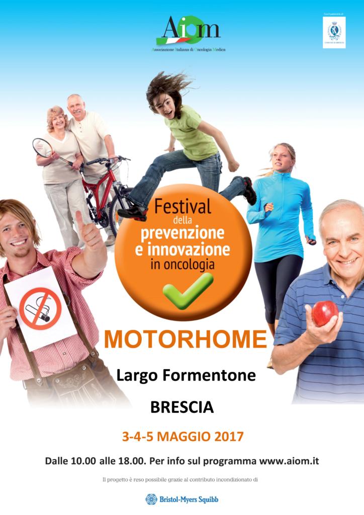 festival prevenzione oncologia brescia